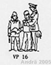 Verkehrspolizist mit Schülerlotsen, 1975