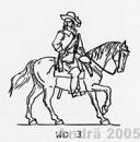 Offizier zu Pferd